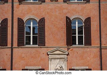 Verona architecture detail 3