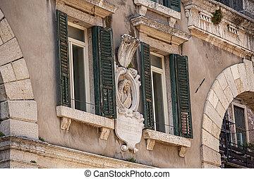 Verona architecture detail 5