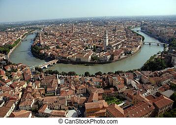 Verona, City of Love, Italy