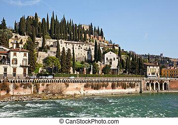Verona cityscape