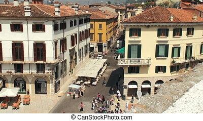 Verona inner city