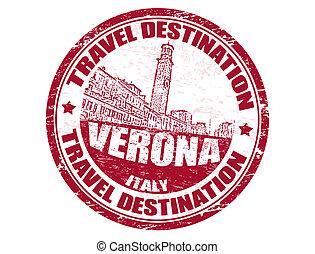 Verona stamp