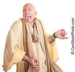 verrückt, guru