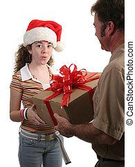 verrassing, cadeau