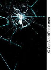 verre cassé
