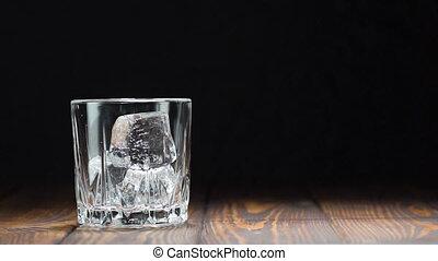 verre, verser, whisky