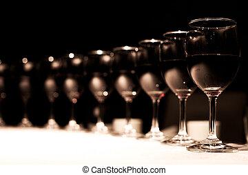 verre vin