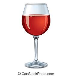 verre vin rouge