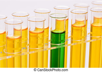 verrerie laboratoire, chimie