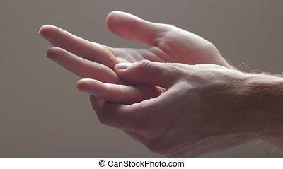 verrue, doigt