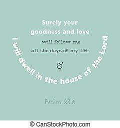 vers, biblia, psalmus