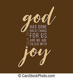 vers, kap, isten, bennünket, biblia, psalmus, ruhanemű, nagy, nyomdászat, felirat, csinált