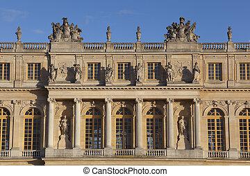 Versailles castle, Yvelines, Ile-de-france, France