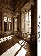Versailles Chateau - Royal Chapel of Versailles Palace,...