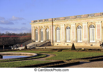 Versailles, the Grand Trianon