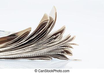 Verschiedene Zeitungen - Verschiedene Zeitschriften, ...