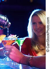 verser, cocktail