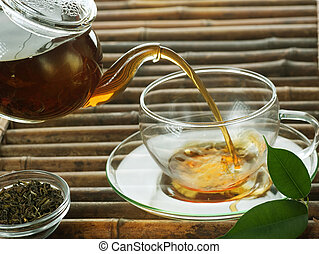 verser, thé