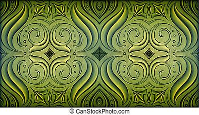 versiering, abstract