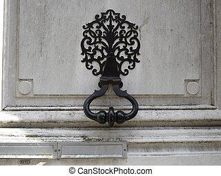 versiering, deur