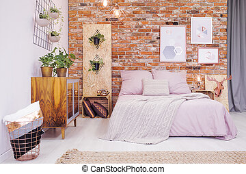 versiering, osb, slaapkamer