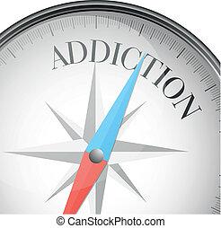 verslaving, kompas