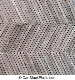 versleten, hout, grondslagen, achtergrond