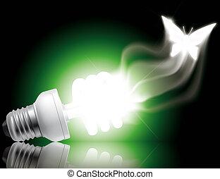 vert, énergie