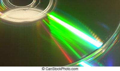 vert clair, effet, cd