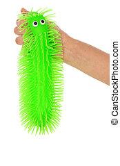 vert, créature
