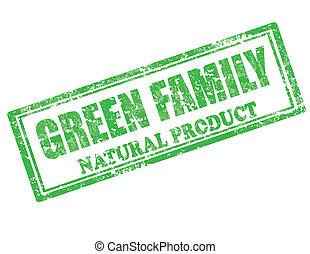 vert, family-stamp