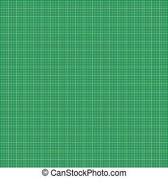 vert, grille, seamless, modèle fond
