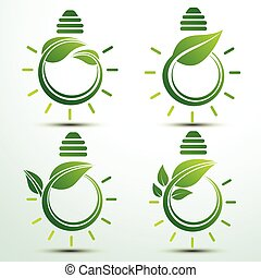vert, idée