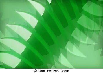 vert, lames