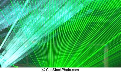 vert, laser