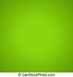 vert, pois, fond