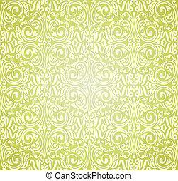 vendange papier peint vert argent vendange papier vecteurs eps rechercher des. Black Bedroom Furniture Sets. Home Design Ideas