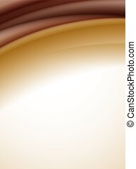 vertical abstract background in chocolate colors