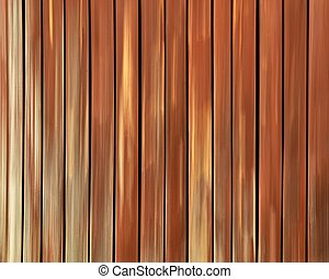 Vertical abstract wooden slatted background