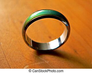 vertical, anel, disposição