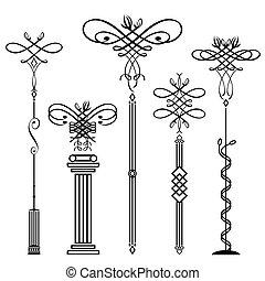 Vertical Elements