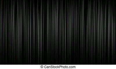 vertical metal stripe line