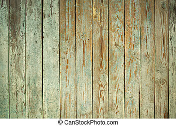 Vertical old wood texture with knots for background.