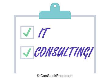 vertical, organisations, ticks., concept, foyers, consulting., isolé, texte, il, boîtes, deux, leur, chaud, presse-papiers, vert, conseiller, vide, analysisage, écriture, chèque, signification