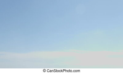 """Vertical panorama of blue sky and mountains, beautiful green landscape, tourism"""