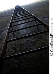 vertical stairs - vertical industrial stairs
