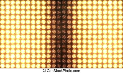Vertical variants of ignition of a large wall of light - A...