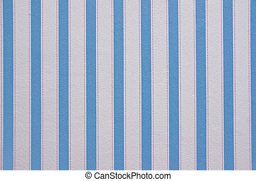 Vertically striped wallpaper - A vertically striped...