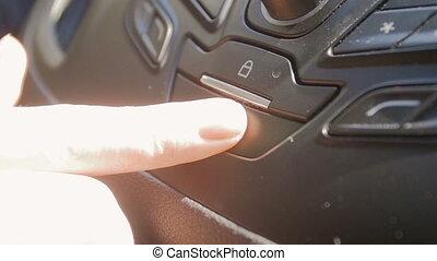 vertragen, noodgeval, auto, knoop, bestuurder, motie,...