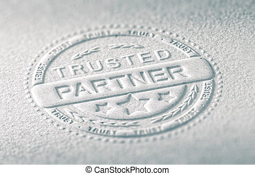 vertrauen, geschaeftswelt